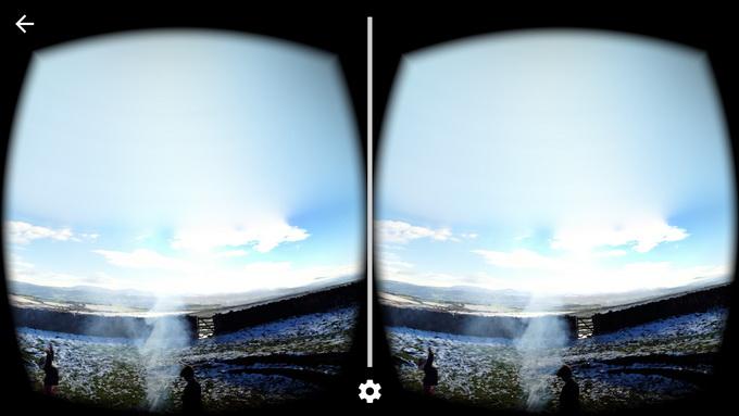 Galaxy S7 Edge можно использовать в качества экрана для очков/шлема виртуальной реальности, и в этом случае, чем выше разрешение дисплея — тем лучше