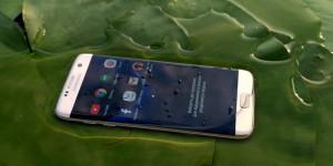Samsung Galaxy S7 Edge — под водой и над ней