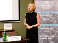 Наталья Березовская, UAngel — о возможностях и сценариях инвестирования