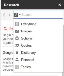 5.Google Docs