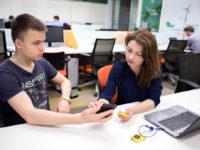 В Україні збирають 327 тис грн для стартапу, що зробить місто доступним для незрячих