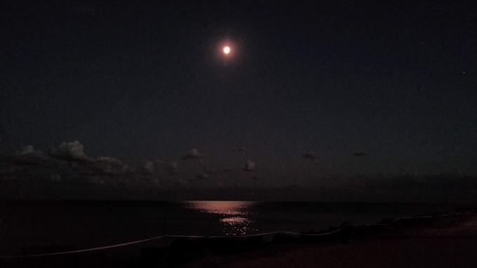 Фотосъемка в ночном режиме при слабой и очень слабой видимости