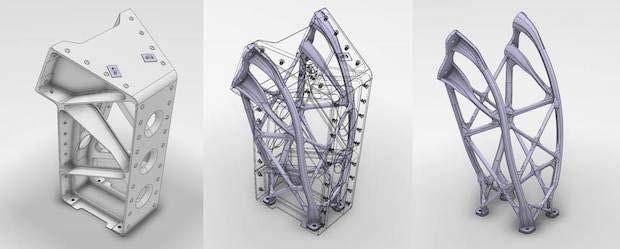 3D-принтер способен печатать изделия со сложной геометрией по достаточно низкой стоимости