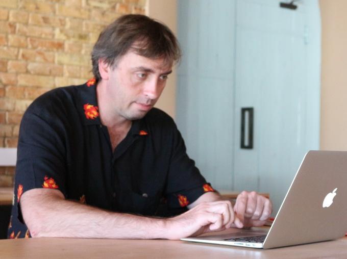 Олексій Мась, один з ключових менторів телеком-акселератору ВДНГ-TECh