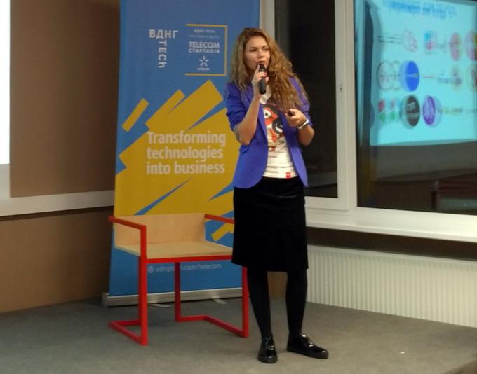 Наталя Табачин, керівник проекту Nravo Kids