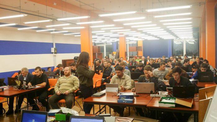 Фото з семінару MIPSfpga