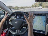 Глазами Tesla — как «видит» дорогу система беспилотника