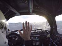 Перегони без пілотів — погляд з салону електромобіля DevBot