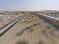 140 км за 12 хв — Hyperloop One демонструє швидкісну трасу в ОАЕ