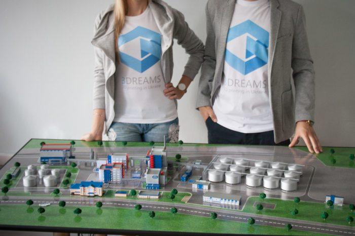 Процесс включает в себя не только 3D-печать, но и сборку, и покраску. Фото: группа 3Dreams в «ВКонтакте»