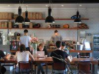 Чем заняты фрилансеры днём в кафе