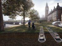 Проект CarTube — помогут ли городам туннели для автомобилей