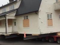 Місто, що переїхало — як шведи перевозять будинки заради шахти
