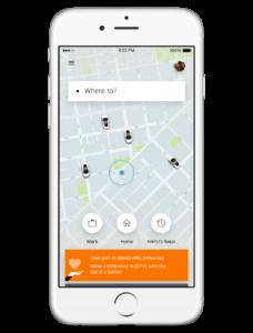 Uber и благотворительная акция в Киеве — только 10 и 11 декабря