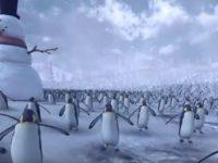 Санта Клауси проти пінгвінів — святкова баталія від Brilliant Game Studios