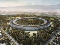 Как изменился новый «зелёный» кампус Apple за полгода