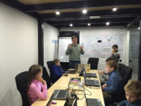 Навіщо школа дитячого програмування у Києві збирає 300 тис грн на платформі «Спільнокошт»