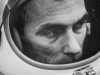 Останній, хто був на Місяці — пам'яті Юджина Сернана