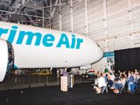 Як Amazon підкорює авіапростір та ринок логістики