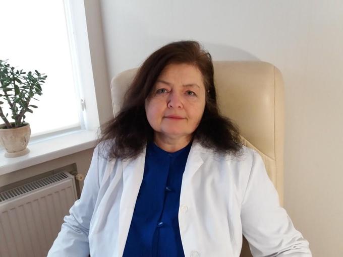 Елена Кучук, врач-психотерапевт высшей категории, член УСП