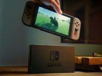 Як рекламують нову консоль Nintendo Switch