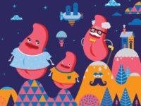 Замість свинки Пеппи — краудфандинг на запуск освітнього серіалу, що навчить дітей української