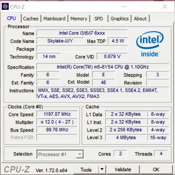 При перегреве процессор снижает тактовую частоту даже при высокой вычислительной нагрузке