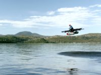 Що вміє літаючий транспорт Kitty Hawk Flyer, який фінансує Ларрі Пейдж