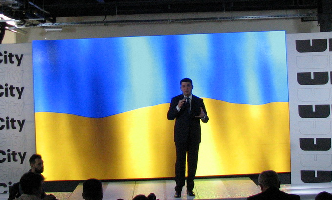 Володимир Гройман переконаний, що Україна повинна перейти від сировинної моделі економіки до технологічної моделі, що має високий показник доданої вартості
