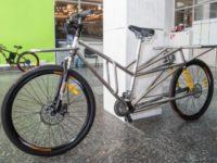 Українці збирають $17,8 тис на вантажний електровелосипед
