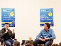 Давид Браун и Алексей Мась, іForum-2017 — как «прокачать» себя, IT и государство