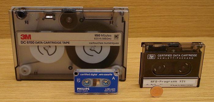 Аналогичные кассеты от 3М и Philips