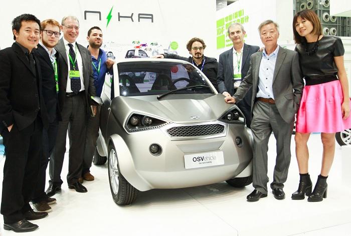 Nika — первый подключенный автомобиль