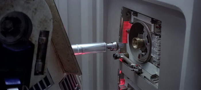 И цивильное горнодобывающее оборудование в Эпизоде V