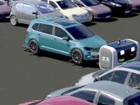 Паркуйся, як француз — компанія Stanley Robotics представила робота-паркувальника