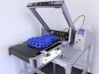 Як новий 3D-принтер розпочинає серійний тривимірний друк