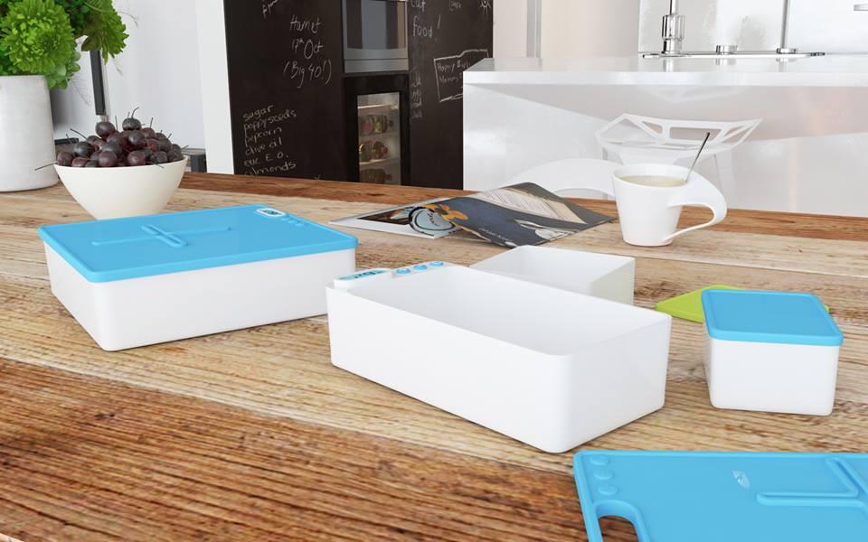 Прототип «розумного» ланчбоксу