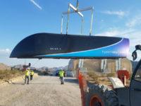 Що означає успішне тестування Hyperloop One для світової інфраструктури