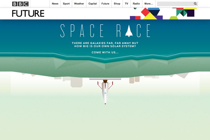 BBC-Space-Race-Interactive-Test