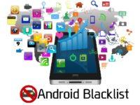 «Чёрная метка» – программист создал Blacklist приложений для Android