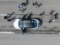 Майбутній конкурент Tesla — електромобіль Lucid Air розігнався до 370 км/год