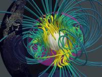 Французи показали магнітне поле Землі в постійному русі