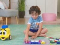Іграшка Algobrix, що вчить 5-річних дітей писати код, зібрала потрійну суму на Kickstarter