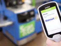 WalMart поширює мобільну систему Scan & Go для супермаркетів без кас