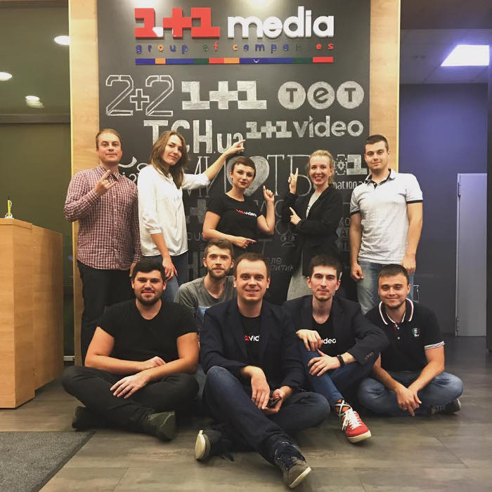 Команда digital-напрямку «1+1 медіа»