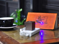 Кишеньковий лазер Cubiio зібрав понад $1,2 млн на Kickstarter