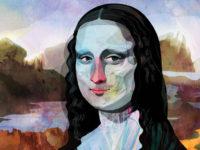 Відео: доповнена реальність посмішки Мони Лізи