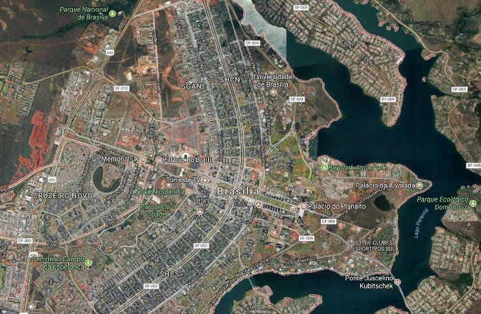 На думку урбаністів, зручна, але штучна забудова Бразиліа, не дозволяє їй сформуватись, як справжнє місто