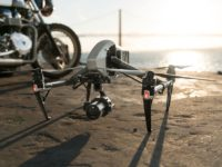 Фільми з повітря: DJI представила кінокамеру, що знімає в якості 6K
