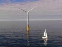 Вітер з моря: британці запустили плавучу електростанцію потужністю 30 МВт